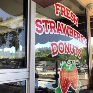LAで一番美味しいドーナツ屋 ドーナツマン & ガーデニングに夢中