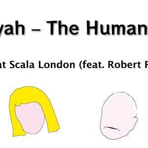 トーヤのバンド・The humanのライブアルバム「Live at Scala London(2010)」発表