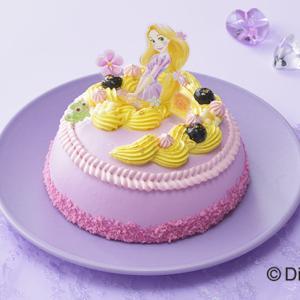 【こんなケーキを待っていた!】ラプンツェル ホールケーキ