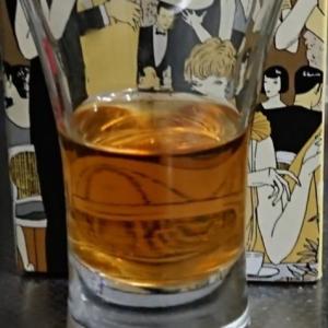 明治時代のお酒の電気ブランを飲みました。