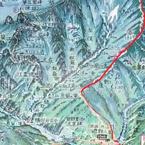 甲武信ヶ岳で高所トレーニング!