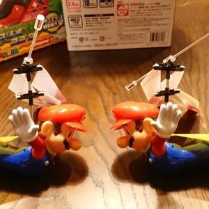 マリオのヘリコプター再度挑戦