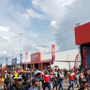 MotoGP 海外レース観戦 2018 セパンサーキット