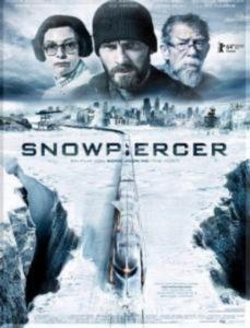 氷河期が到来した地球での唯一の世界は列車の中だった!映画『スノーピアサー』