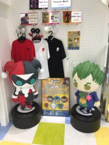 可愛いDCキャラクターが購入できるショップ『Cuite1 原宿店』