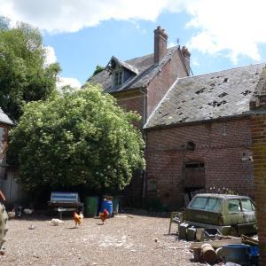 フランスの「薔薇の村」ジェルブロワ☆パリから1DAYトリップ、「フランスの美しい村」でガーデニングを愛でる♡
