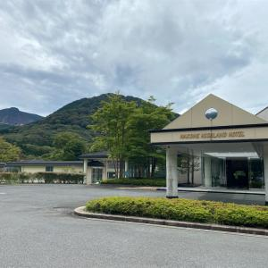 夏の思い出:ワーケーション!憧れ【箱根ハイランドホテル】でひとり心静かに過ごすある日
