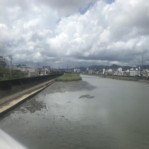 【オススメ】高知市のランニングコースその3~久万川、比島交通公園北側河川敷~
