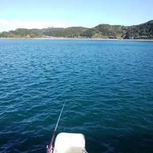 楽しい釣り♪ 2020秋第八回目の紀州釣り