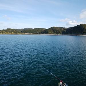楽しい釣り♪ 2020秋第九回目の紀州釣り