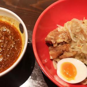 博多駅地下 御○屋のちょい呑みからのつけ麺