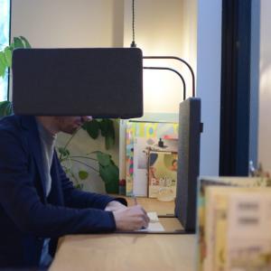 簡単便利!SEREN deskセレンデスクで自分だけの集中スペースでやる気アップ