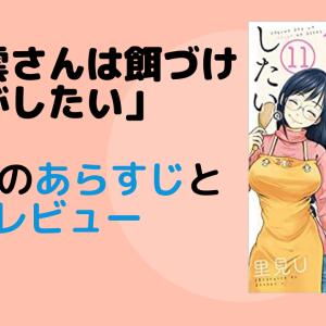 ネタバレあり「八雲さんは餌づけがしたい最終回」11巻のレビューとあらすじ~結末とは?!