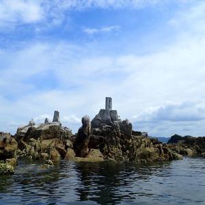 三河湾 仏島・小島・三河大島