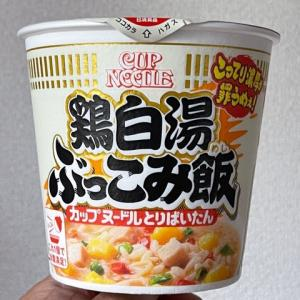 鶏白湯ぶっこみ飯20210623
