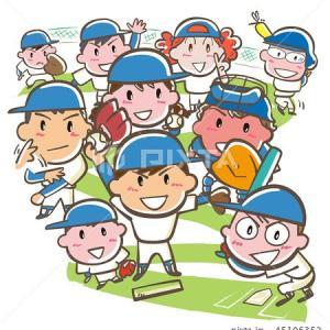 少年野球に入ると子供が変わる!?スポーツの凄さ!