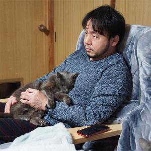 石像猫の闘病生活②
