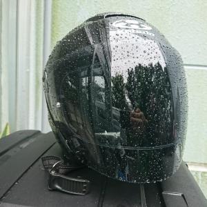 雨ばっかりでも少しでも快適にバイク通勤したい