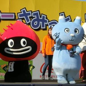 「出世大名家康くん」、「うなも」、「しずな~び」等静岡県のゆるキャラ写真集 その1