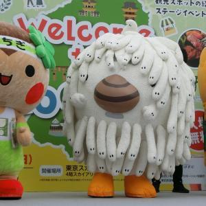 スカイツリーのWelcome to Tochigi イベントで「とちまるくん」、「ぐんまちゃん」達と再会しました。