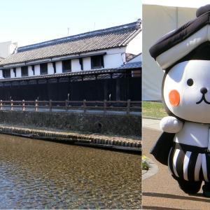 小江戸で小京都の蔵の街と栃木市のゆるキャラ「とち介」写真集
