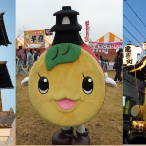 「ときも」と時の鐘と川越まつり等の埼玉県川越市の名所観光
