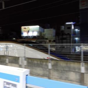 日常の光景 西日暮里駅