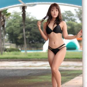 全東京写真連盟・残暑お見舞い水着モデル撮影会1