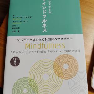 【鬱の主夫】マインドフルネスで瞑想が良い感じだと実感。