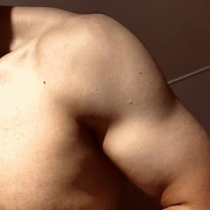 【筋トレ 肉体改造】肩トレが楽しすぎてしょうがない【筋トレ主夫】(バーベルショルダープレス、サイドレイズ)