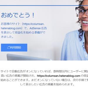 「はてなブログ」でGoogleAdSenseの広告を手動貼り付けする方法!【自動的に広告表示されない人へ】