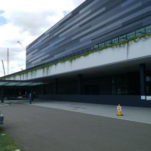 福岡市総合体育館(照葉積水ハウスアリーナ)広い!綺麗!