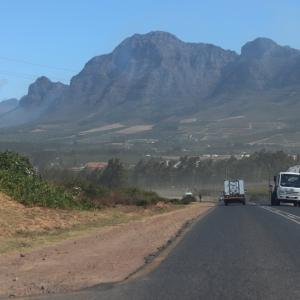 ドライブ 南アフリカ