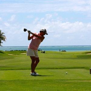 ゴルフをやろうとしたきっかけがレアすぎる件&アラフィフは運動の後ケアしないと大変💦