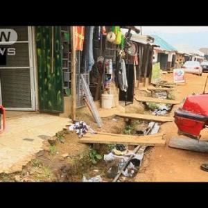 コロナ拡大の中・・・ ナイジェリアでコレラ大流行(2021年9月16日)