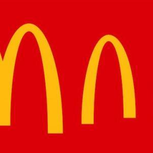 【お互いの距離をとって】マクドナルドなど有名企業が自社企業ロゴをソーシャルディスタンスにアレンジ
