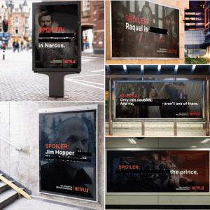 【ネタバレが命を救う】ネットフリックス(Netflix)の看板がコロナ対策の自宅待機を推進