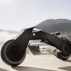 【これは乗りたい!】未来を予感させるスタイリッシュなバイクのコンセプトデザイン