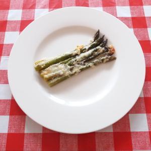 ~旬の野菜をシンプルに美味しく食べる~ アスパラガスのオーブン焼き