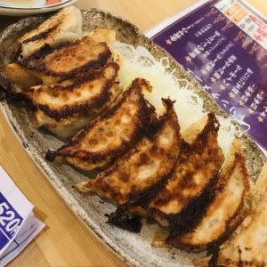 札幌ラフィラ地下の「金賞焼豚」で激ウマ餃子とハイボールを堪能