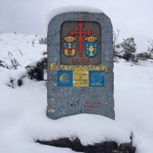 スペインを歩く7 サンティアゴ巡礼 山のガリシア