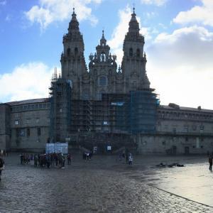 【終】スペインを歩く9  サンティアゴ巡礼