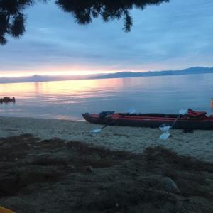 【琵琶湖】カヤックで縦断した話
