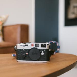 Close-up with Leica M
