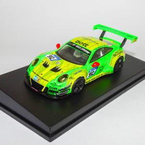 気まぐれミニカーレビュー - Vol.9 [Manthey Racing 911 No.912]