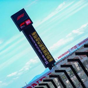 僕とレースとサーキットと - Vol.4-1[F1 土曜日-予選編]