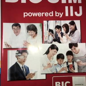 BIC SIM キャンペーン