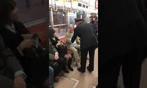 【バカッター炎上】電車内で老害のマナーが酷く喧嘩寸前「最高裁までやったろうか?」