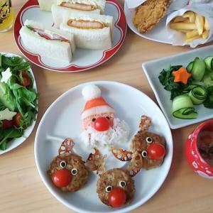 クリスマス2020アトピーっ子