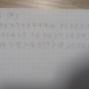 【専念1日目】勉強時間 4時間44分